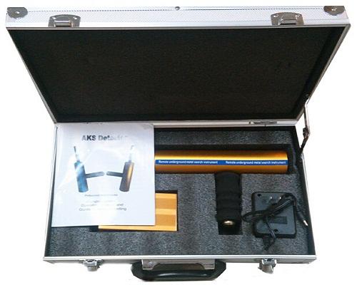 美国原装德克萨神便捷式远程地下金银探测器